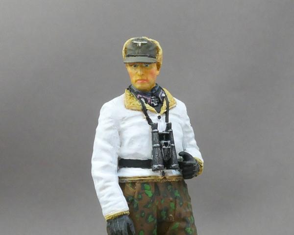 GERMAN WINTER PANZER CREW SET ALPINE 1/35 FINISHED WORK