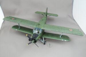 アントノフ AN-2/AN-2CX COLT 1/48 ホビーボス 完成写真