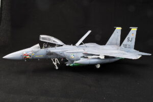 F-15E ストライクイーグル ハセガワ 1/72 完成写真 追加武装