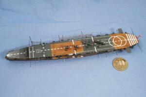 航空母艦 鳳翔 昭和19年 フジミ 1/700 完成写真