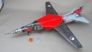 MiG-23MF フロッガーB トランペッター 1/48 完成写真