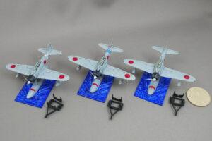 二式水上戦闘機 大日本帝国海軍 スウィート 1/144 完成写真