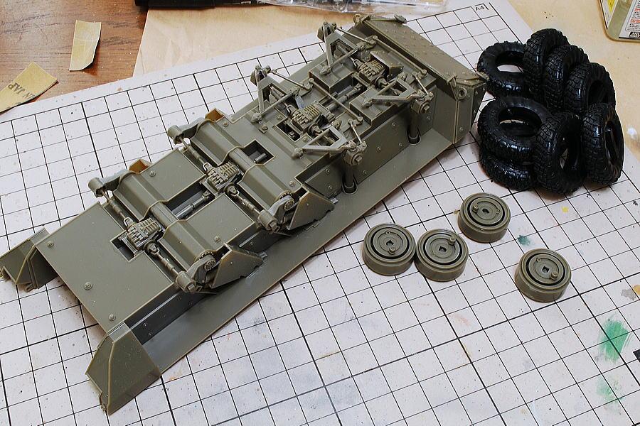 M1128 MGSストライカー AFVクラブ 1/35 105mm砲を搭載