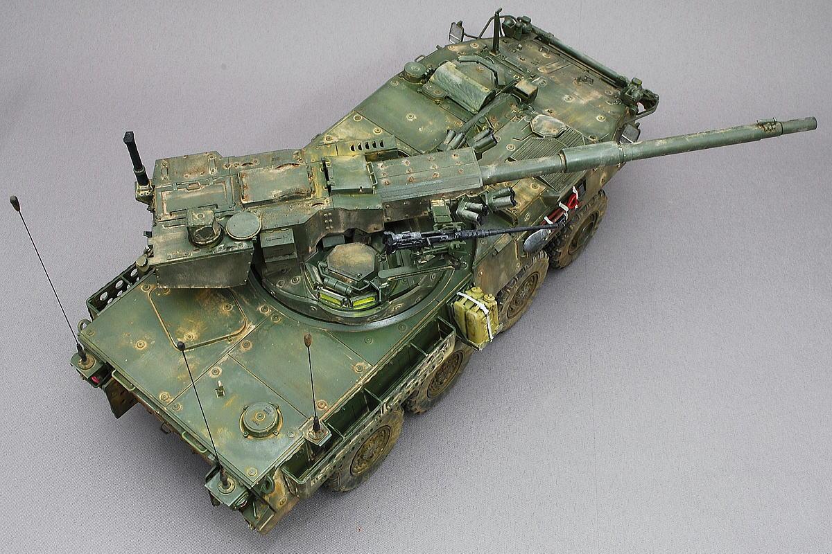 M1128 MGSストライカー AFVクラブ 1/35