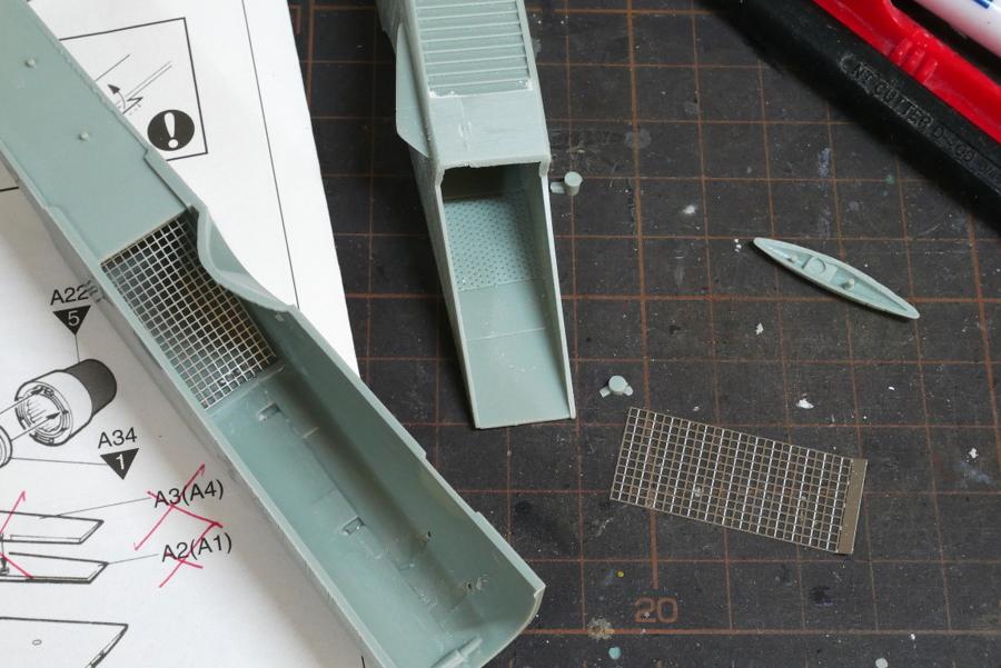 Su-30MK フランカー アカデミー 1/48 組立
