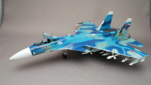 Su-33 フランカーD ハセガワ 1/72 NATOコードだとフランカーD