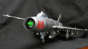 Su-7 フィッター セマー SMER 1/48 組立と塗装・製作記・完成写真