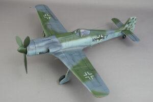 フォッケウルフ Ta152 C-1 ホビーボス 1/48 完成写真