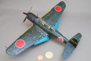 天山 一二型 中島 B6N2 艦上攻撃機 ハセガワ 1/48 完成写真