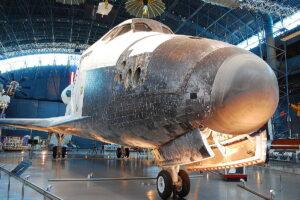 スペースシャトル・ディスカバリー号, ウドバー・ハジー・センター