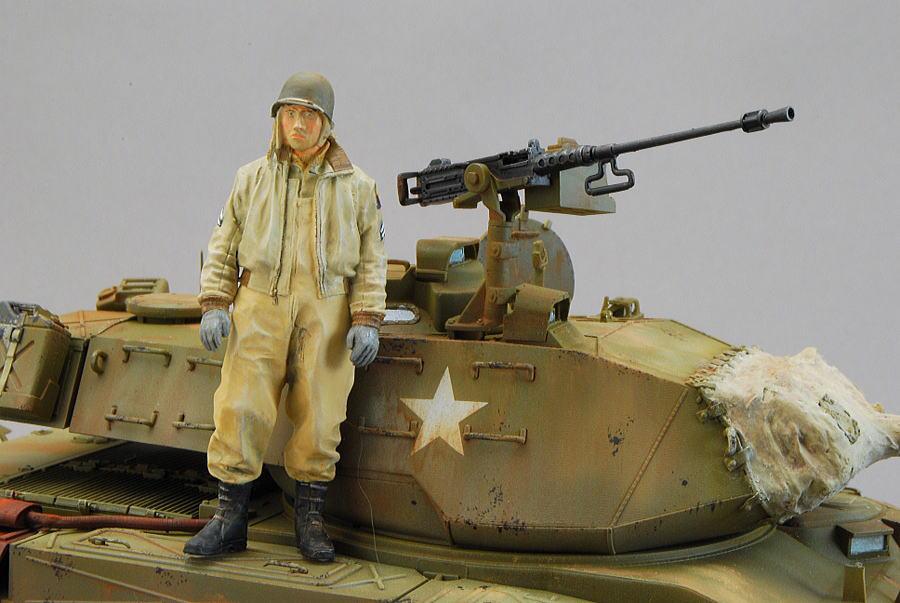 アルパインの戦車兵とウォーカー・ブルドッグ AFVクラブ 1/35