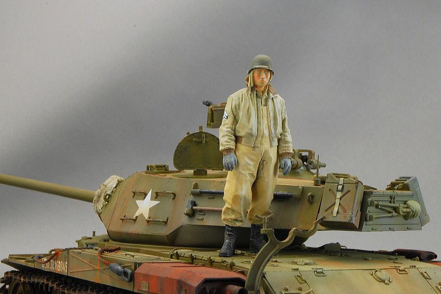 アルパイン 第二次大戦 アメリカ戦車兵